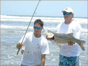Fishing Safari Tour