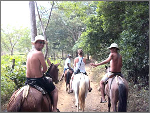 Horseback Safari Tour