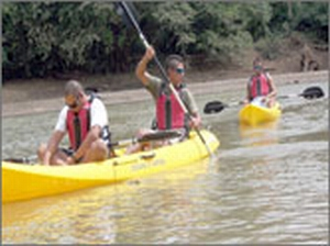 Kayak Safari Tour